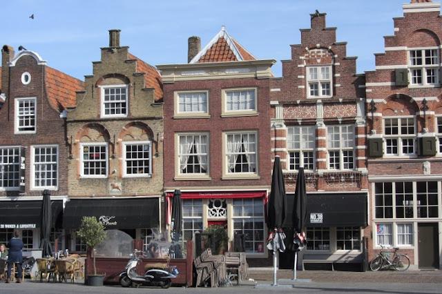 Dordrecht - rand Statenplein