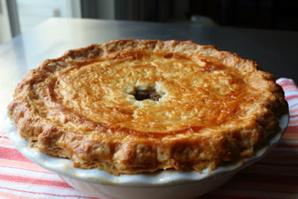 Tourtière – A Meaty Holiday Main Course That's Easy as Pie