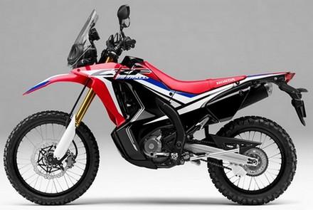 Harga Honda CRF250 Rally