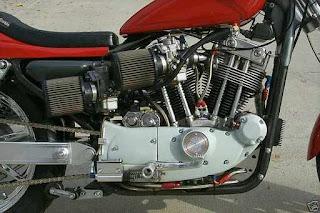 harley davidson xr 1000 flat track engine
