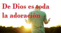 Cómo adorar a Dios en tiempos difíciles.