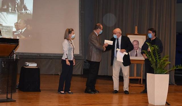 Στον Θάνο Βερέμη απονεμήθηκε το βραβείο Παναγιώτη Φωτέα