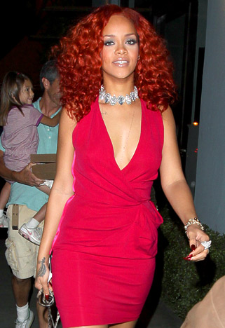 Hollywood Style Stars: Rihanna