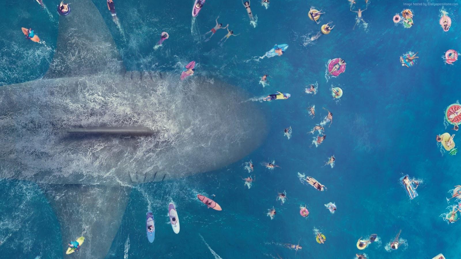 The Meg: Movie Review - Reel Advice Movie Reviews