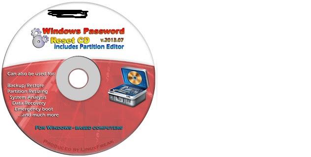 windows password remover download