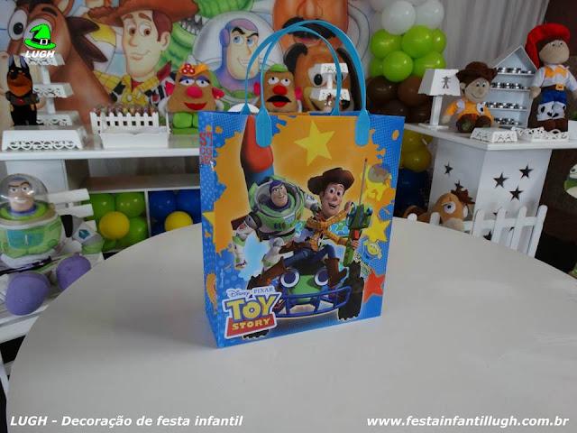 Enfeites para centro de mesa Toy Story