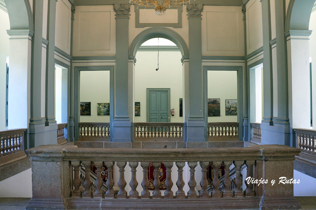 Palacio Real Don Luis de Borbón y Farnesio