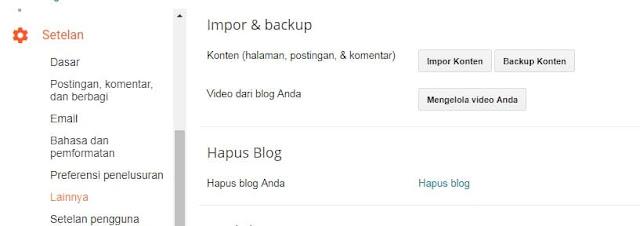 Tips Blogging dan 3 Cara Merawat Blog (Update Artikel Lama, Cek Broken Link, dan Backup Artikel)