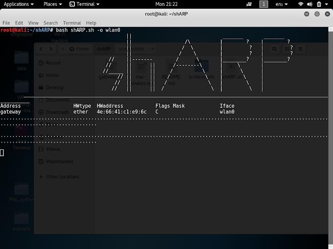 Ngăn chặn tấn công Man-In-The-Middle, giả mạo ARP bằng shARP