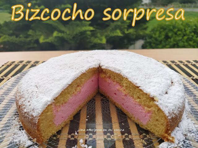 Bizcocho Sorpresa