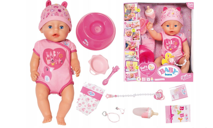 prezent, prezent świąteczny, lalka z akcesoriami