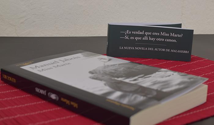«Miss Marte» de Manuel Jabois (Alfaguara) en Bestia Lectora