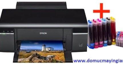 Epson stylus t60 printer