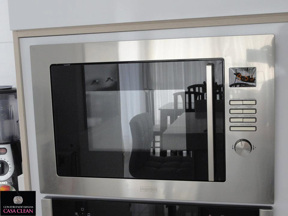 Armario De Parede Para Forno Eletrico : Construindo minha casa clean tour pela cozinha