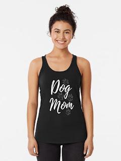 Dog mom T-shirt design by iRenza.