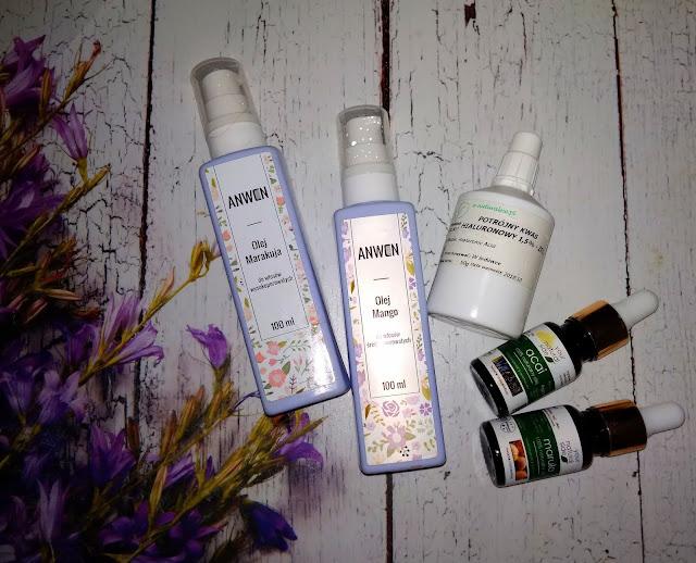 Olejowanie na wodę z kwasem hialuronowym - doskonały sposób na nawilżenie włosów