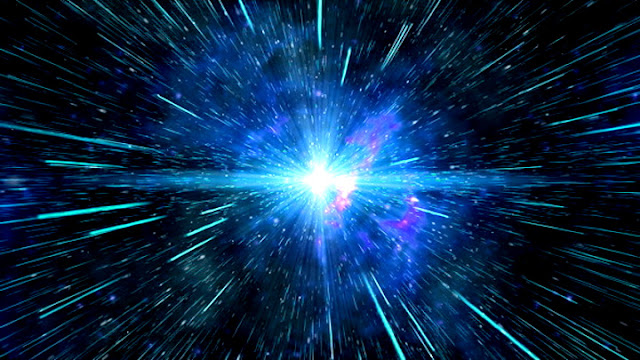 Simulação do Big Bang