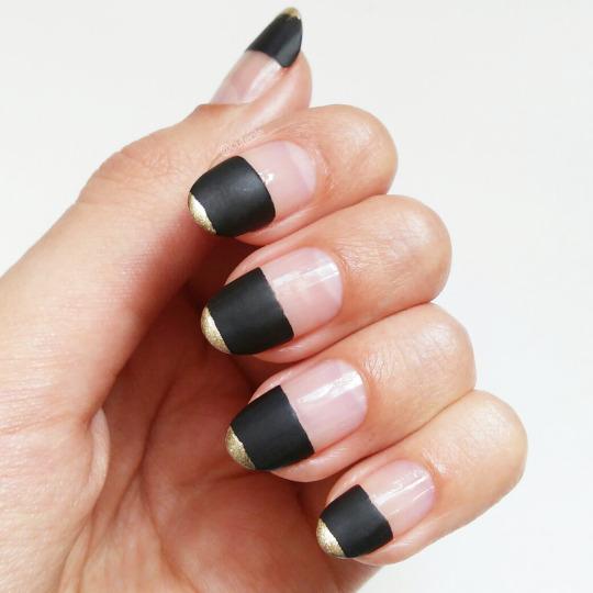 4 Trendy nail Art