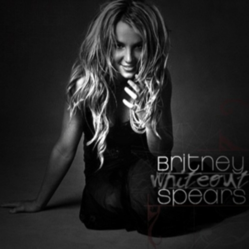 cd britney spears whiteout