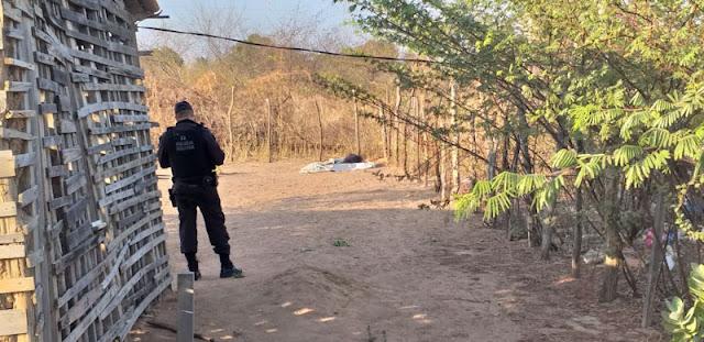 Homem é morto a tiros no acampamento dos sem tetos em Mossoró