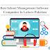 Best School Management Software Companies In Lahore, Pakistan