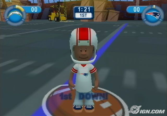 Backyard Football 2006 PS2 ISO - Download ROMS ISO For ...