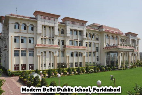 Modern Delhi Public School Faridabad, Faridabad
