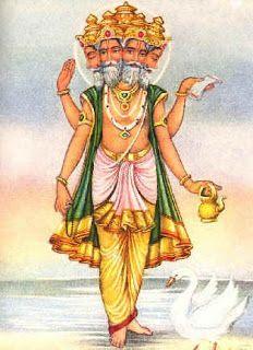 Hint mitolojisinde yaratıcı tanrı
