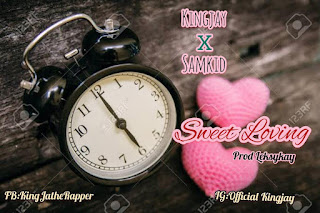 KINGJAY X SAMKID — SWEET LOVING (PROD BY LEKSYKAY)