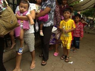 Misteriosa enfermedad mata a 52 niños en Camboya