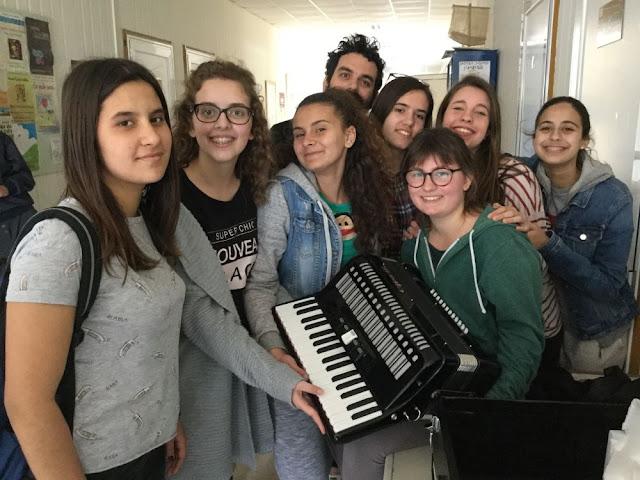 Πρέβεζα: Ότι δεν κάνει η κυβέρνηση το κάνουν τα ίδια τα παιδιά στο Μουσικό Σχολείο Πρέβεζας