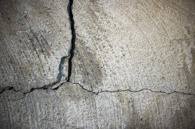concrete wall repairs in Norwalk
