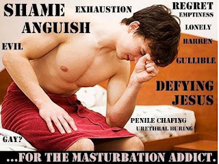 the danger of masturbation