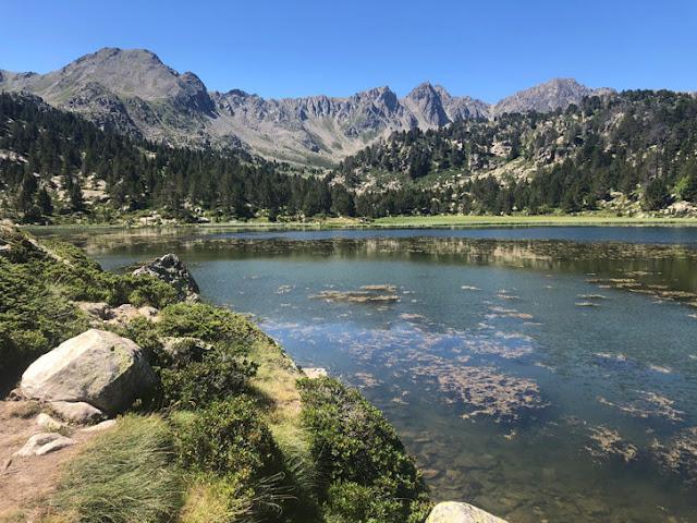 Lago de Pessons. Grau Roig