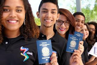 Programa 'Jovens Embaixadores' inscreve até 12 de agosto