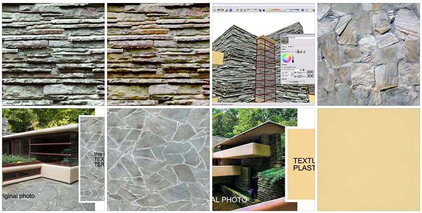 Building Exterior Materials