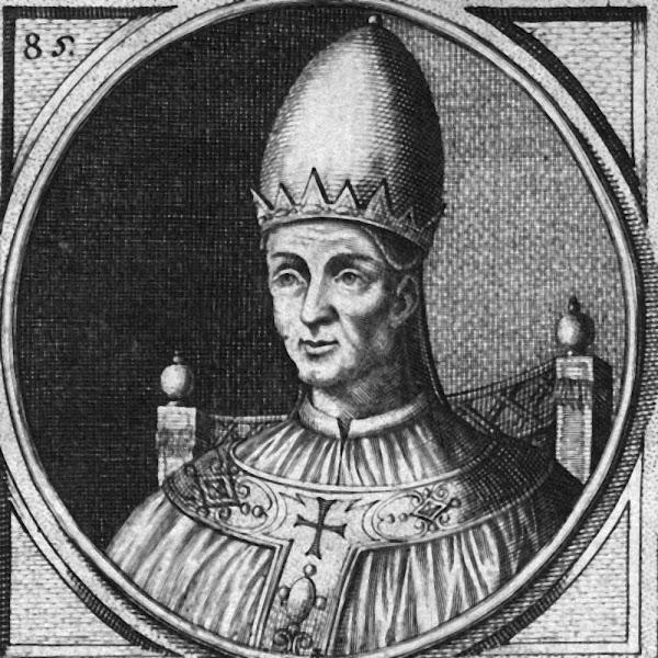 Santo Paus Sergius I