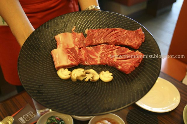 Seng Galbi at Sariwon