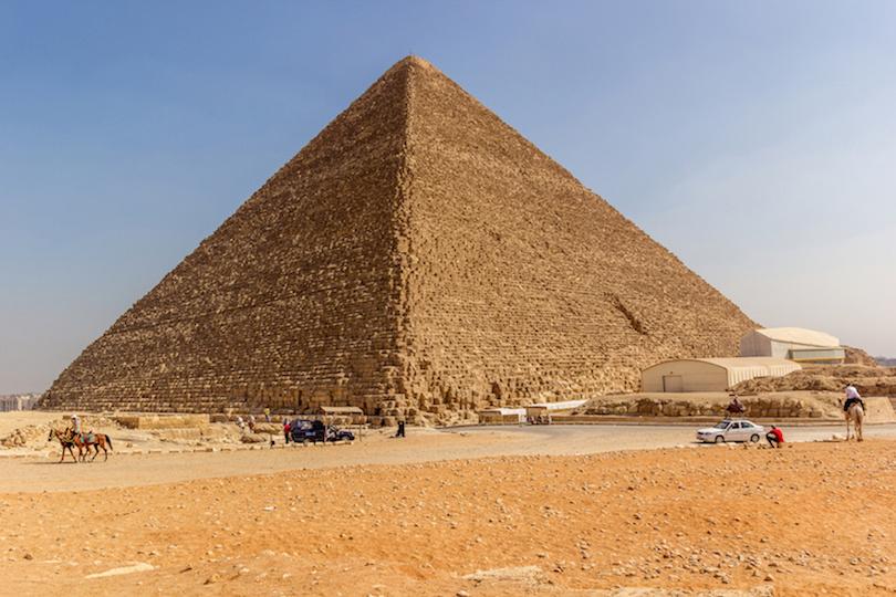 اجمل اهرامات مصر