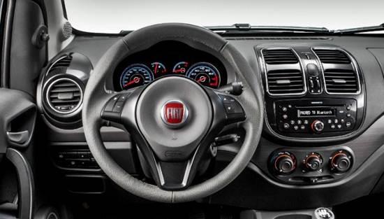 2017 Fiat Grand Siena Redesign