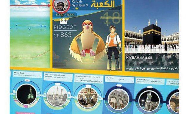 Gara-Gara Pokemon Go, Kesucian Masjidil Haram Menjadi Rusak