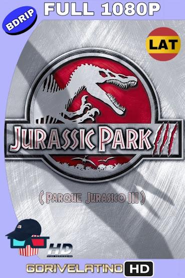 Jurassic Park III (2001) BDRip 1080p Latino-Ingles MKV