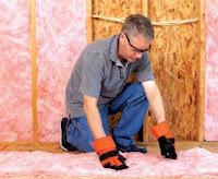 adding home insulation