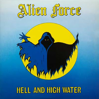 "Το τραγούδι των Alien Force ""Get It Out"" από το album ""Hell and High Water"""