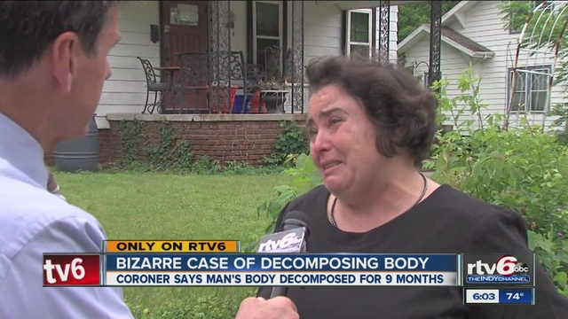 kasus penyimpanan mayat di dalam rumah yang menggegerkan