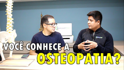 Você sabe o que é a osteopatia?