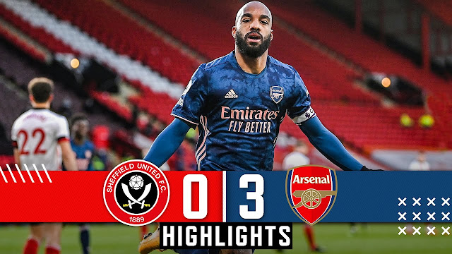 Player ratings for Sheffield United vs. Arsenal: Baldock has a tough time as Lacazette is 'Mr Reliable' once more.