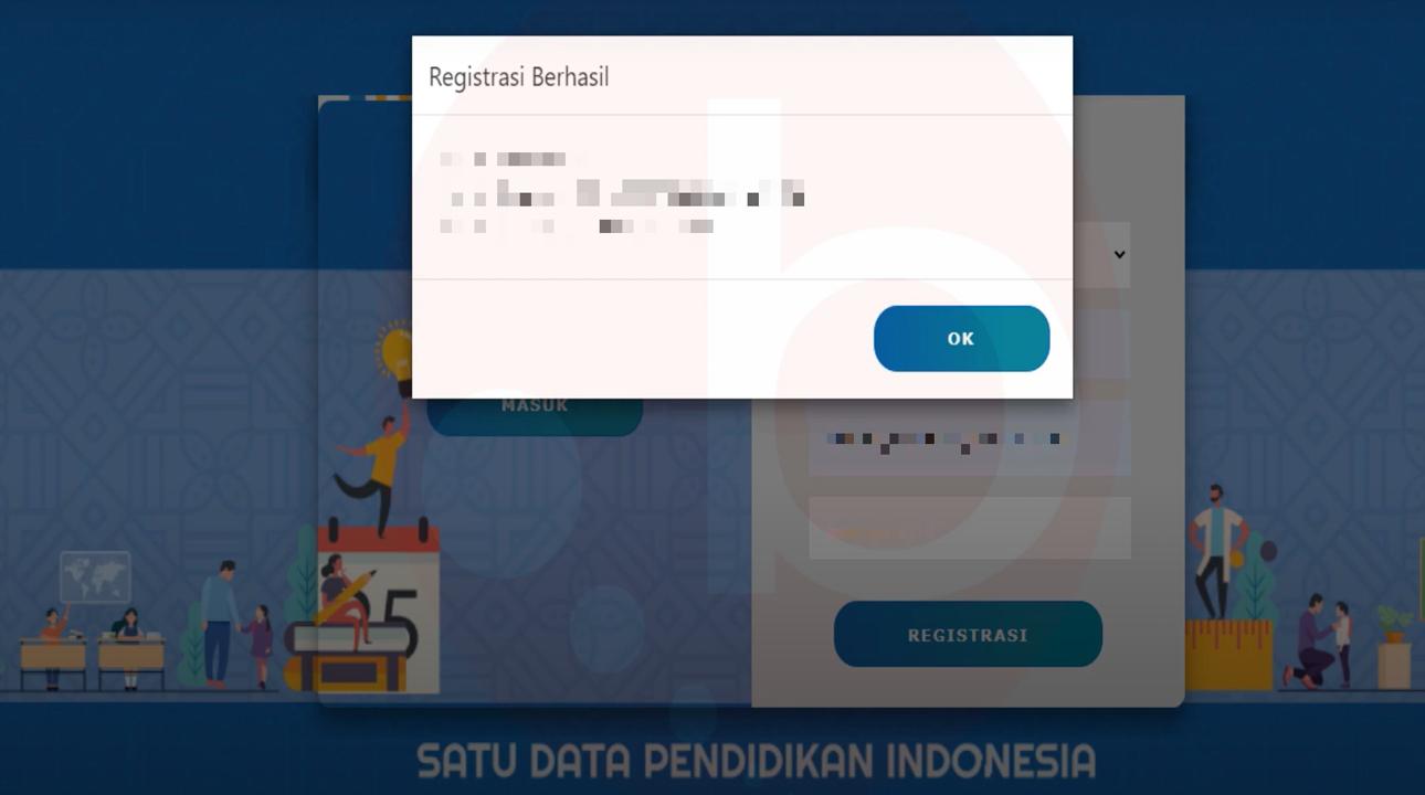 Registrasi Dapodik 2022