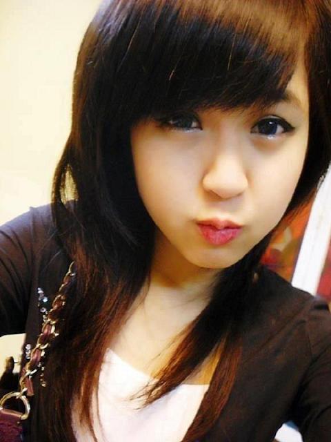 Ảnh gái xinh facebook