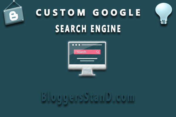 Add Validated html5 google cse custom search engine in blogger template
